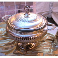 Rental store for CHAFING DISH 3-Quart Silver in Lafayette LA