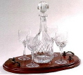 Rental store for GLASS SHERRY DECANTER in Lafayette LA
