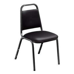 Where to find CHAIR - Black Padded in Lafayette