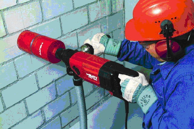 Where to find CORE DRILL Hand Held in Lafayette