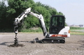 Rental store for POSTHOLE Digger w  E35 Excavator Pkg in Lafayette LA