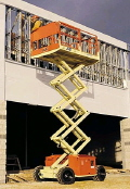 Rental store for SCISSOR LIFT - 26  Rough Terrain in Lafayette LA