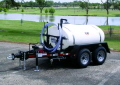 Rental store for TRAILER - 500 GAL WATER in Lafayette LA