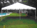 Rental store for TENT Package 20 x 20 Fiesta Frame in Lafayette LA