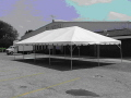 Rental store for TENT Package 20 x 40 Fiesta Frame in Lafayette LA