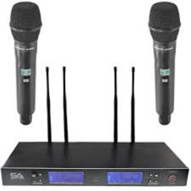 Where to find PA Wireless Deluxe Mic Package in Lafayette