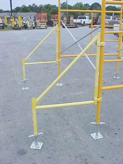 Scaffold Baker Outrigger Rentals Lafayette La Where To