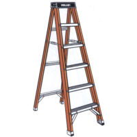 Where to find STEP LADDER - 10  Fiberglass in Lafayette